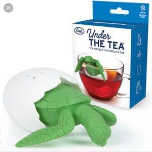 Accessories - Under the Tea Sea Turtle Tea Infuser